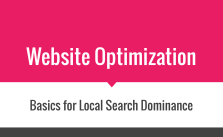 Website Optimization Basics for Local SEO